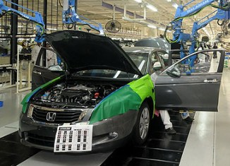 Honda postpones construction of new $530m plant in Thailand
