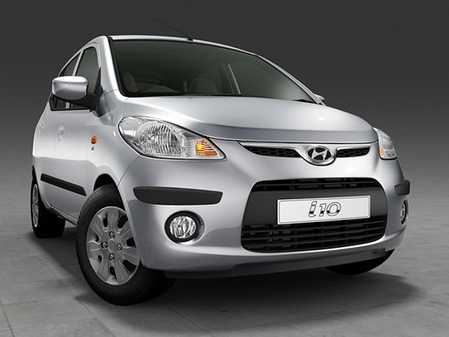 Ten cheapest cars in the world