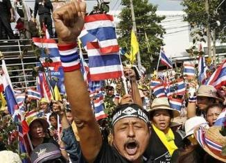 Thailand at 'high risk' of unrest and business disruption