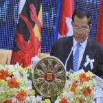 """Cambodia PM: AEC a """"top priority"""""""