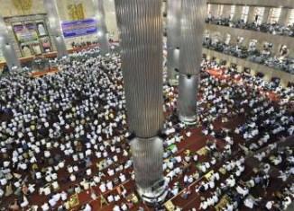 Indonesia prepares for Idul Fitri