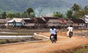 Indonesia road