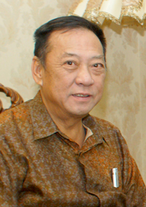 Interview Islamic Bank Of Thailand Chairman Bandhit Sotipalalit