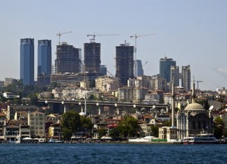 Foreign buyers set sight on Turkish property