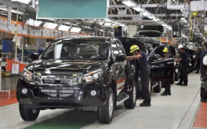 Isuzu opens 2nd factory in Thailand
