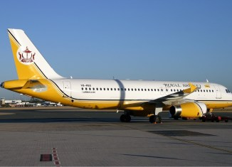 Royal Brunei Airlines reports 6.8 per cent passenger growth in 2013