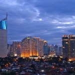 Jakarta, Singapore, KL top for property