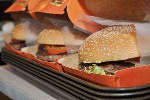 Jollibee burger
