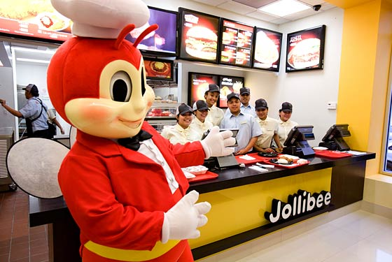 Jollibee launches burger offensive
