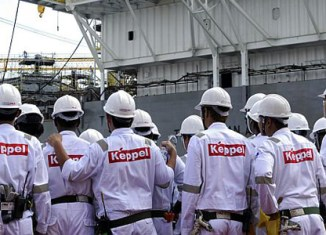 Singapore's Keppel gets $1.1 billion order