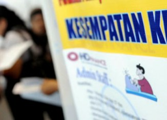 Indonesia's jobless rate seen at 6% in 2014