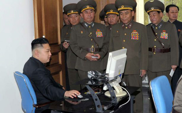 Laos signs software deal with North Korea