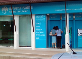 Massive withdrawals from Thai banks reported