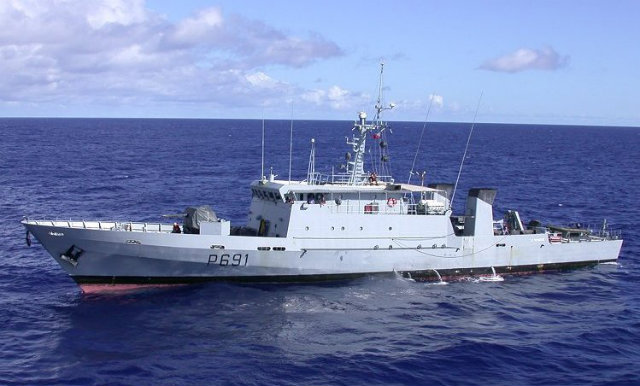 Philippines to acquire French naval vessels to counter Chinese threat