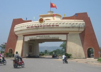 Lao Vietnam Border
