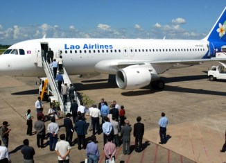 Lao Airlines opens route to gambling haven Macao