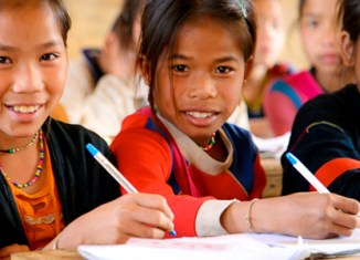 Laos likely to miss out on education targets