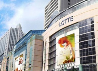 Lotte Shopping delays $1b Singapore IPO