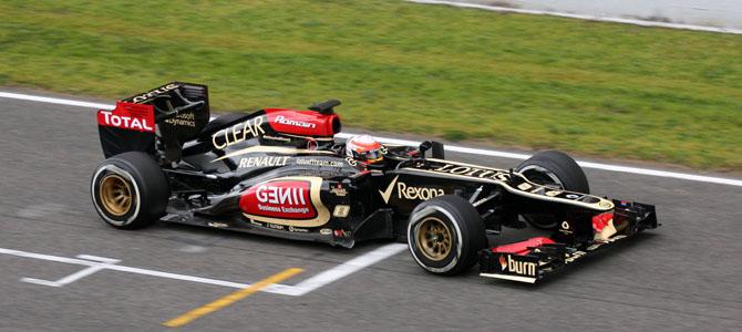 Brunei investors buy into Lotus F1 team