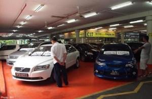 Malaysia car dealer