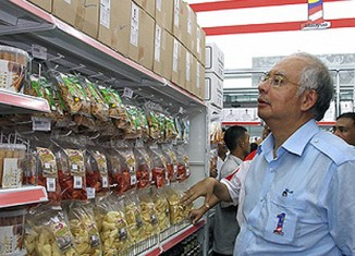 Malaysia: Cost of living surges