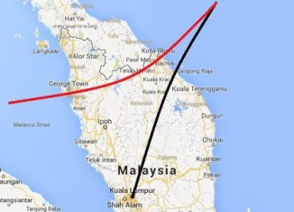 MH370 case shows Malaysia gvmt's disorganisation