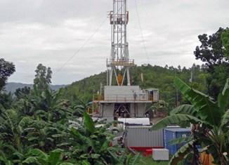 Philippines: Oil found on Cebu island