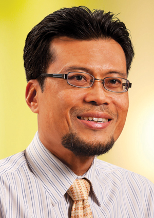 Managing Director And CEO Samsudin Miskon Petronas Gas