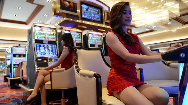 Infrastructure woes hinder Manila gaming