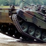 Germany sells tanks, armored vehicles to Indonesia