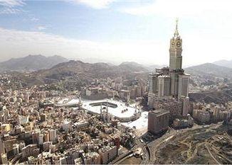 Mecca property sales quadruple in 2013