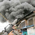 Philippine clashes start to worry investors