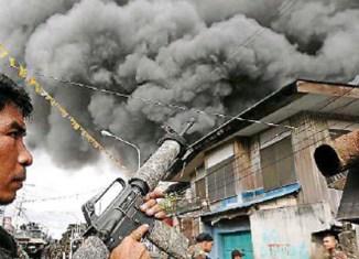 Philippine clashes start to worry investors