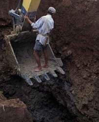 Mining Laos