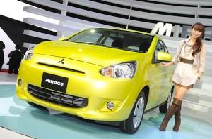 Mitsubishi-Mirage