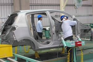 Mitsubishi assembly