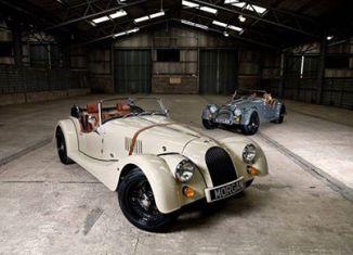 Luxury car maker Morgan enters Philippines
