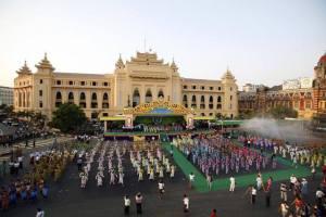 Myanmar WEF