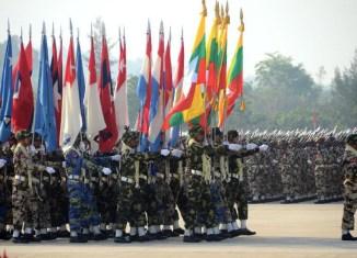 Myanmar has highest defense spending in ASEAN