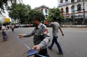 Myanmar bombs
