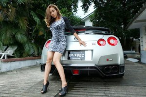 Myanmar car