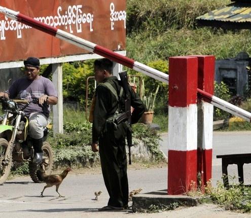 Maungdaw Gate