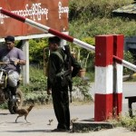 Myanmar border trade hit by conflicts