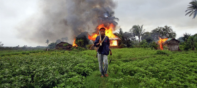 Ethno-religious strife in Myanmar continues