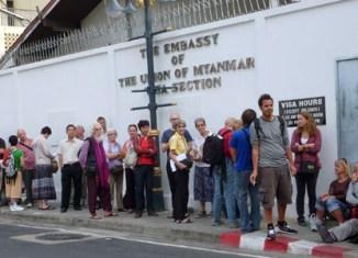 Myanmar plans visa exemption for ASEAN countries