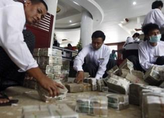 Yangon Stock Exchange to launch in October 2015