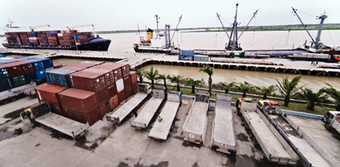 Myanmar plans two new seaports
