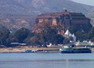 Luxurious cruises on Myanmar's mighty rivers
