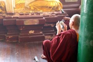 Myanmar smartphone