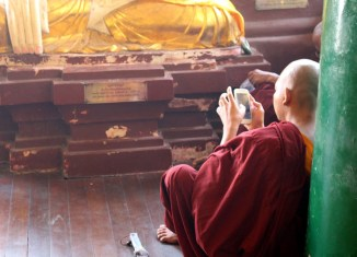 Number of mobile data users reaches 3 million in Myanmar